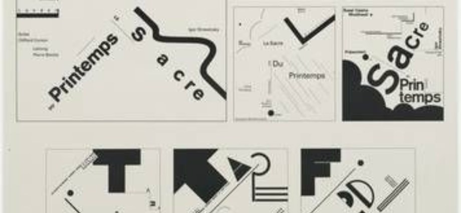 Typographic Signs