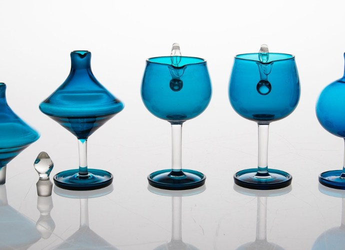 Riihimaki Glass - Finnish Glass Factory