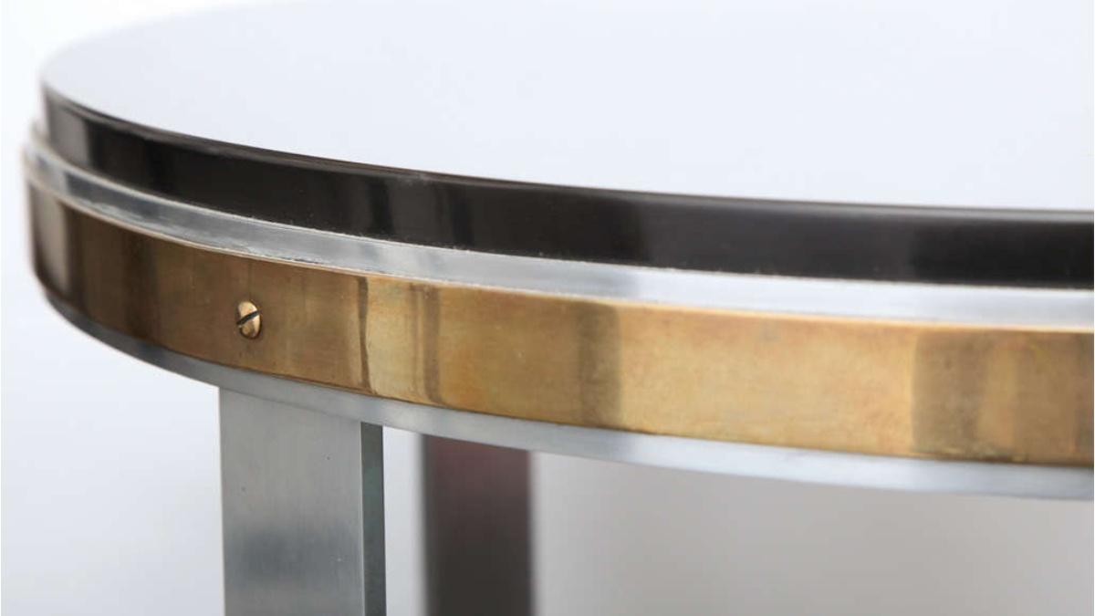 Walter Kantack polished table