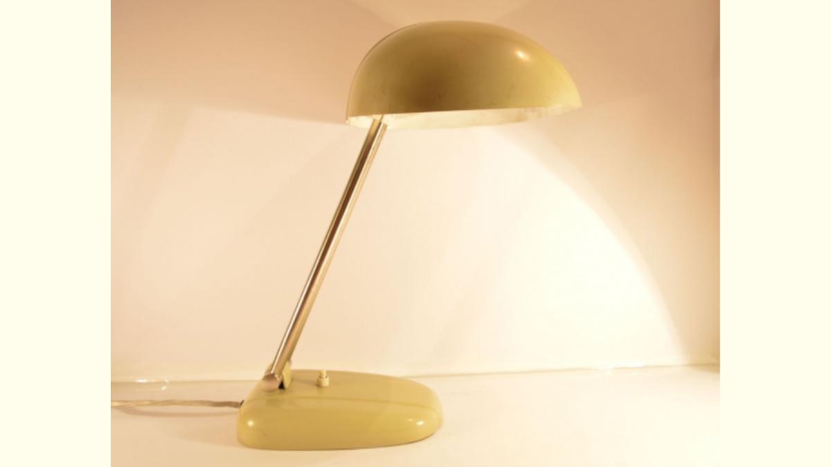 Sigfried Giedion lamp