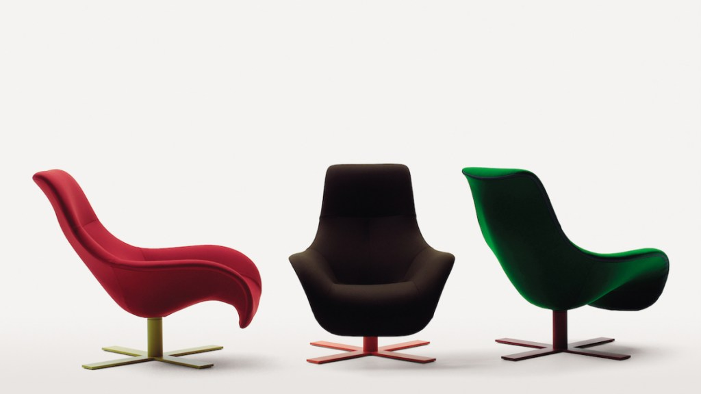 Antonio Citterio 3 chairs