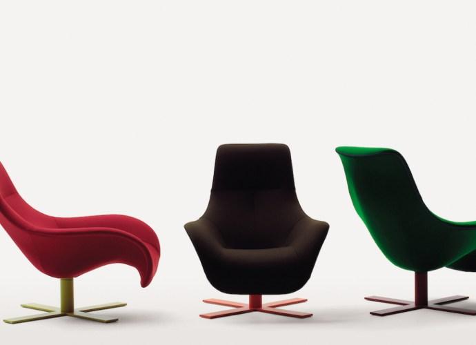 Antonio Citterio 3 chairs
