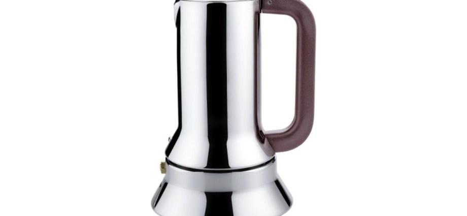 Coffee Machine - 9090 designed by Richard Sapper