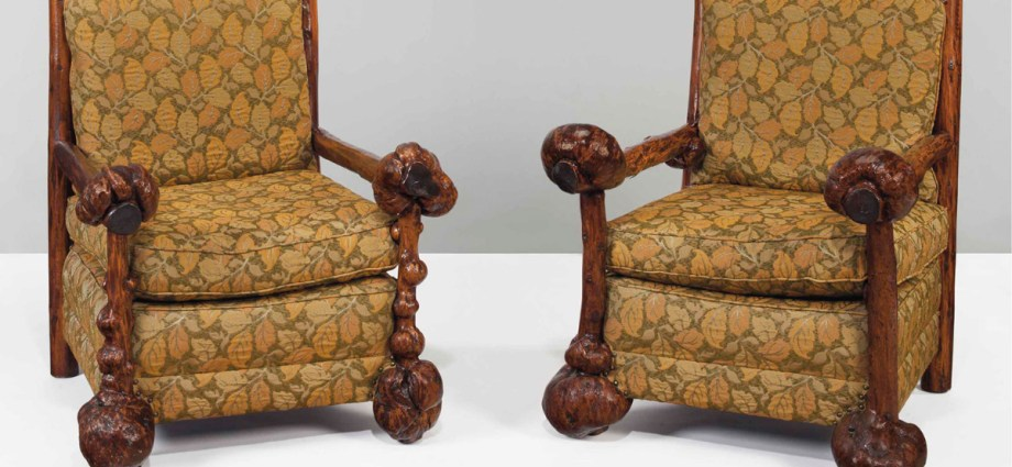 Thomas Molesworth armchairs