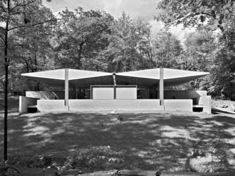 Ulrich Franzen home Rye New York