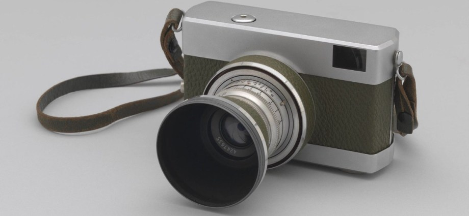 Zeiss-Werk, Jena, East Germany (DDR). Werra I camera. c. 1955–60