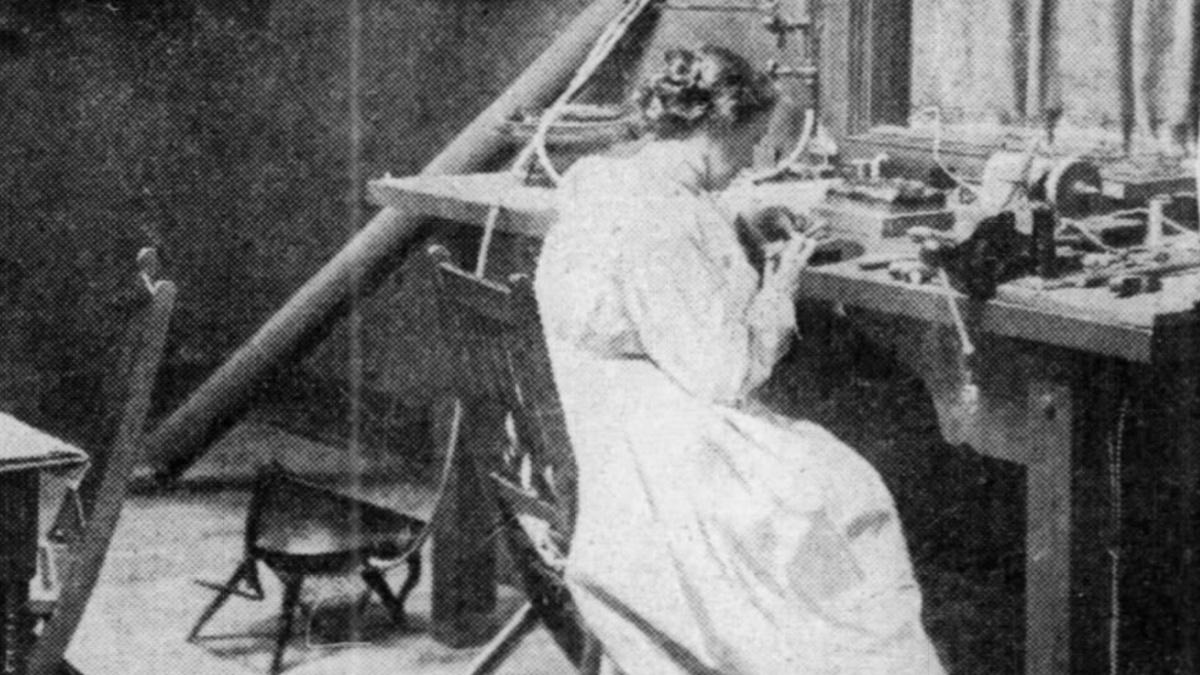 Florence Koehler in studio featured image