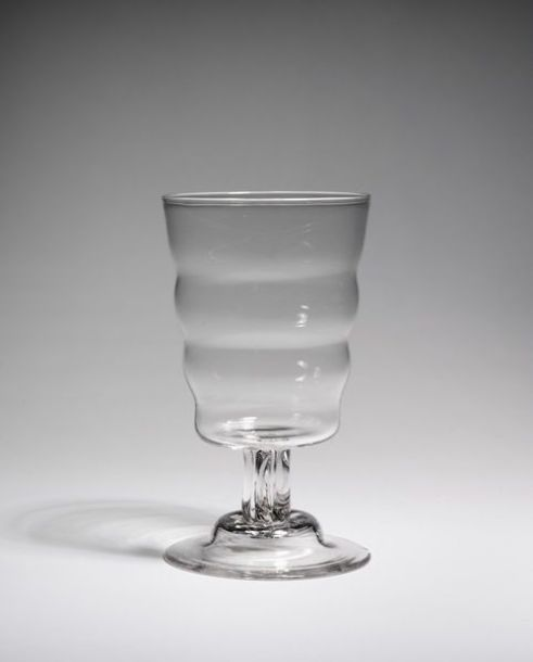 Goblet designed by Philip Webb in 1862-1863