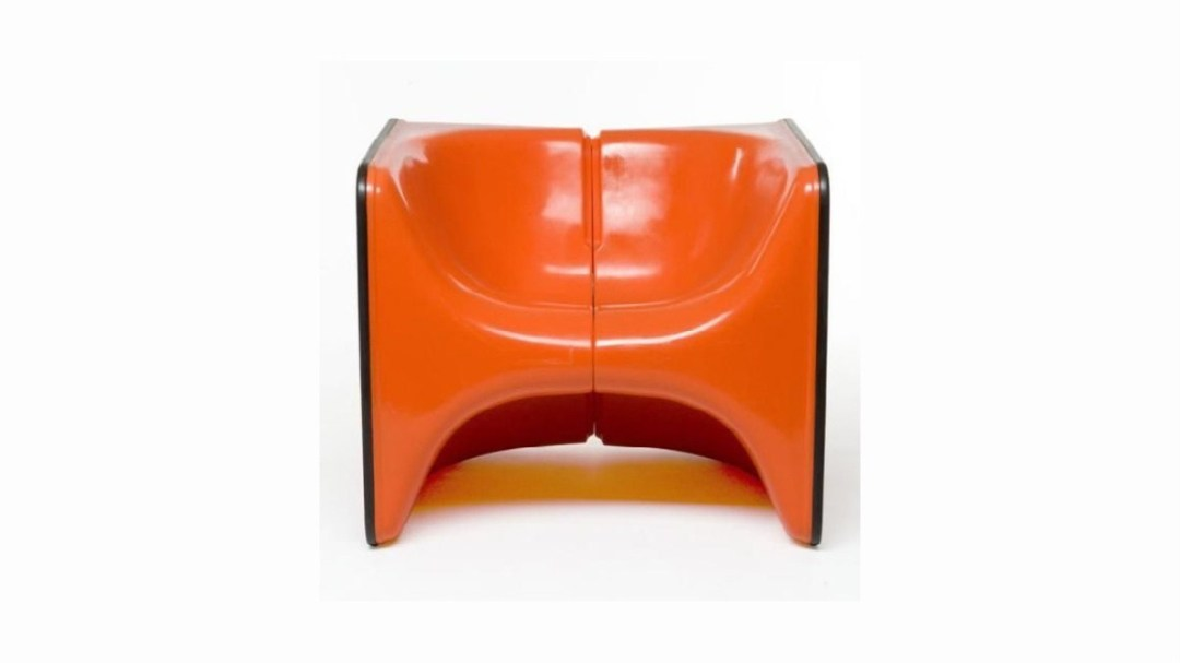 Half and Half Chair by Christian Germanaz