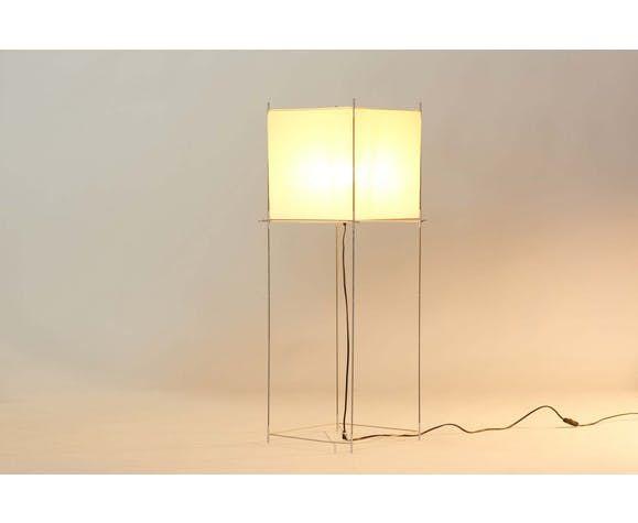 Lampadaire Lotek lamp designed by Benno Premsela