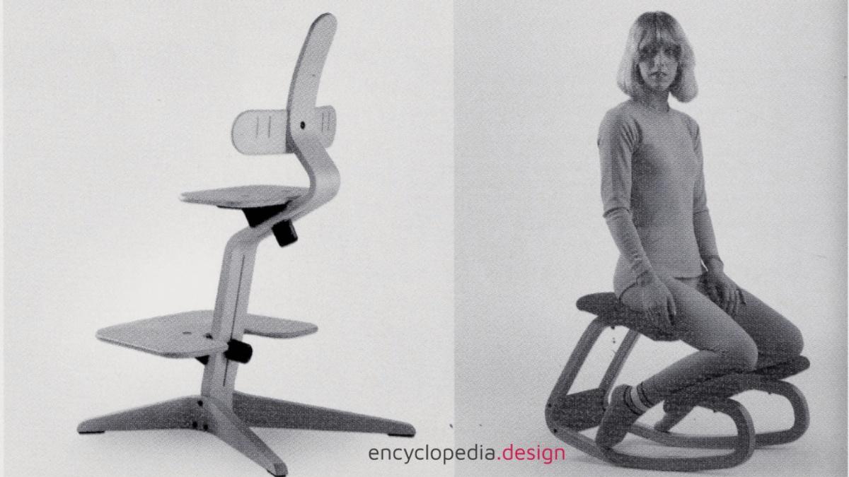 Peter Opsvik chairs