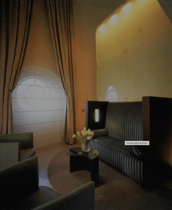 Hotel im Wasserturm interior Andrée Putman