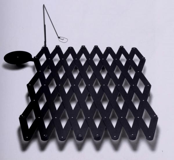 Screen bed designed by Kurt Thut (1990)