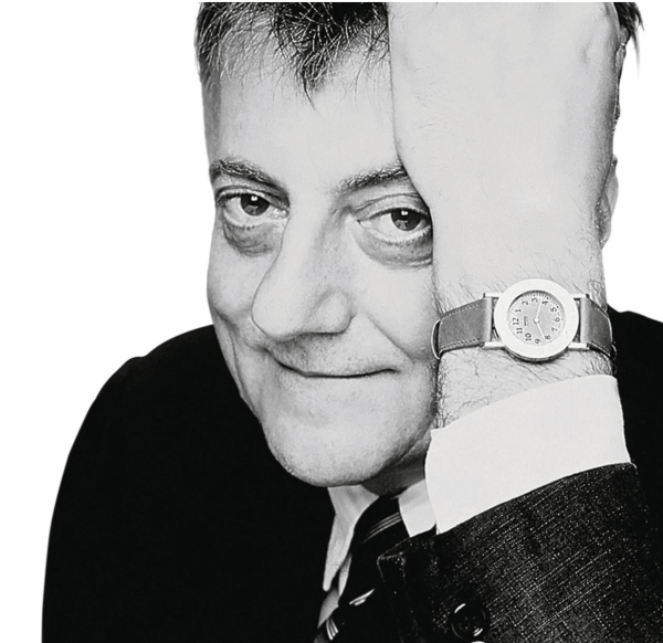 Aldo Rossi black and white image bio