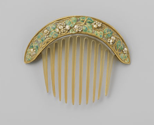 Comb 1905 by Florence Koehler