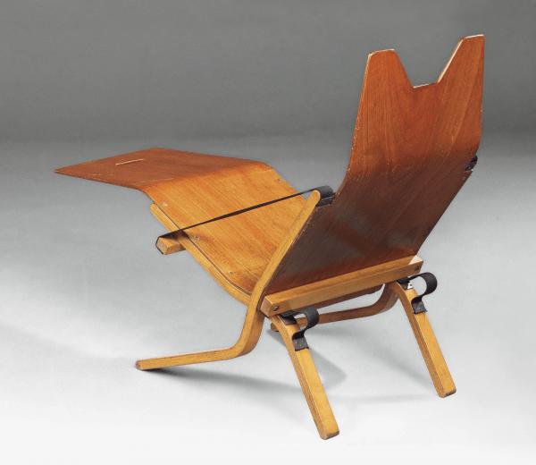 Ernest Race - Neptune Chair designed 1953