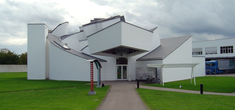 Vitra Design Museum, front view