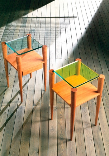 aurora low tables 1994 by David Palterer