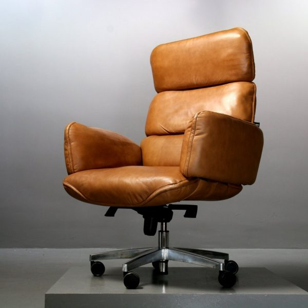 Otto Zapf Swivel Chair for Knoll International, produced by Topstar