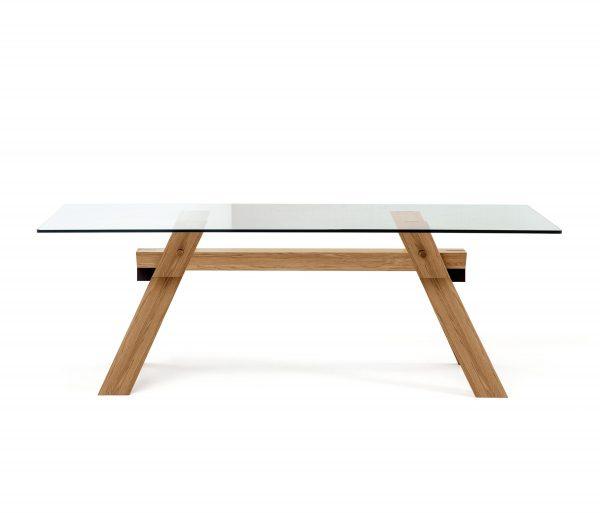 Piana Table designed by Alfredo Simonit