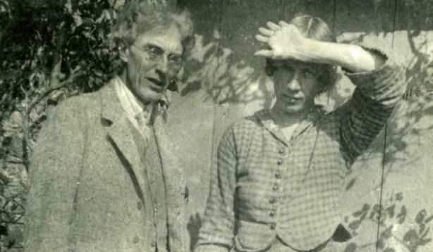 Vanessa Bell and Roger Fry
