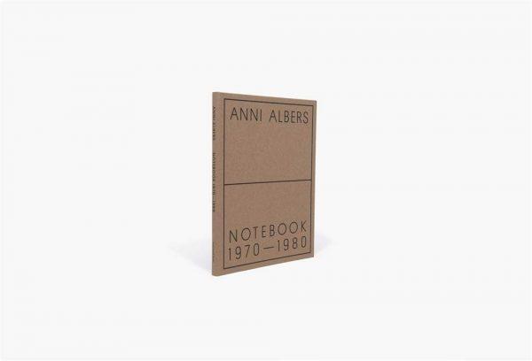 Anni Albers Notebook 1970 - 1980