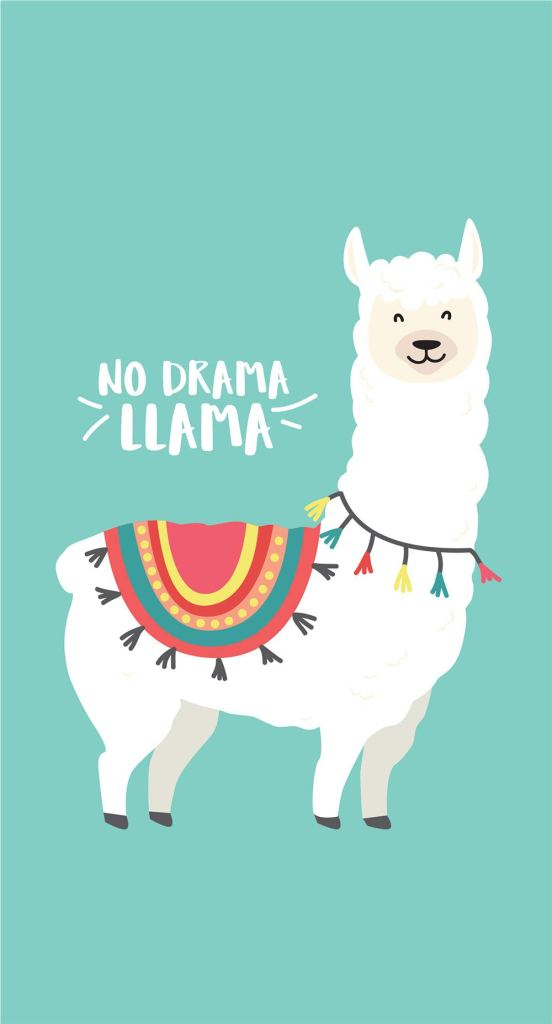 Book of Sticky Notes: Notepad Collection - No Drama Llama sample