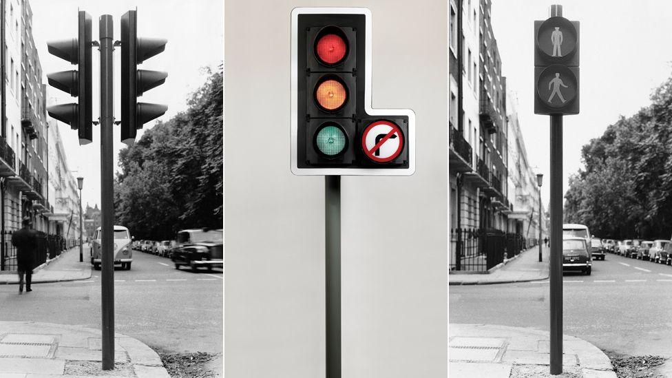 Traffic Lights designed by David Mellor