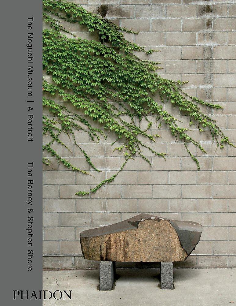 noguchi museum a portrait book cover art