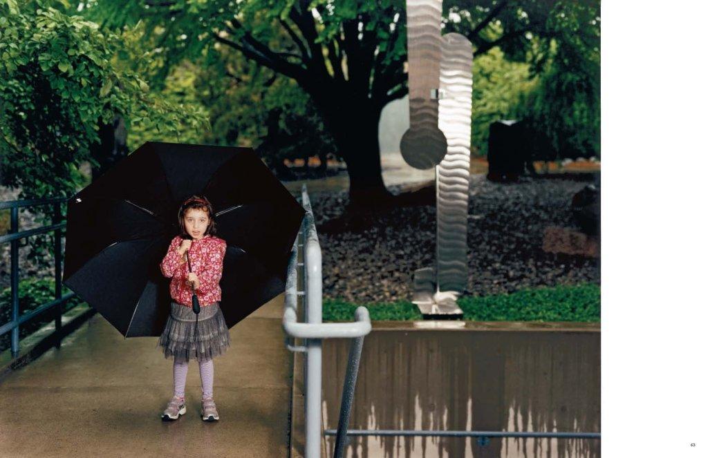 Noguchi museum a portrait - sample page