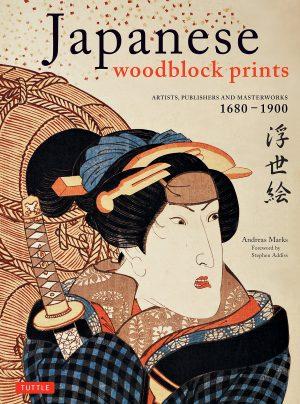 Japanese Woodblock Prints cover art
