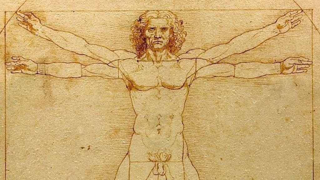 Vitruvian Man - featured image