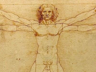 Vitruvian Man - featured image