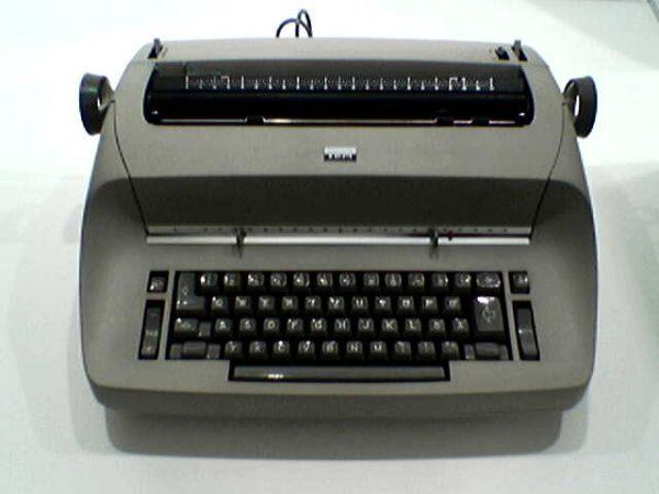 IBM Electric by Eliot Noyes