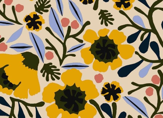 Marimekko Kukka Notecards - Scandinavian design