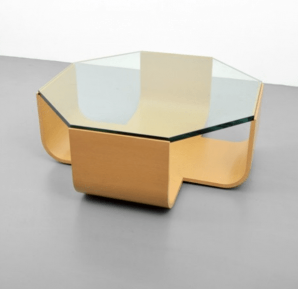Large Jay Spectre coffee table