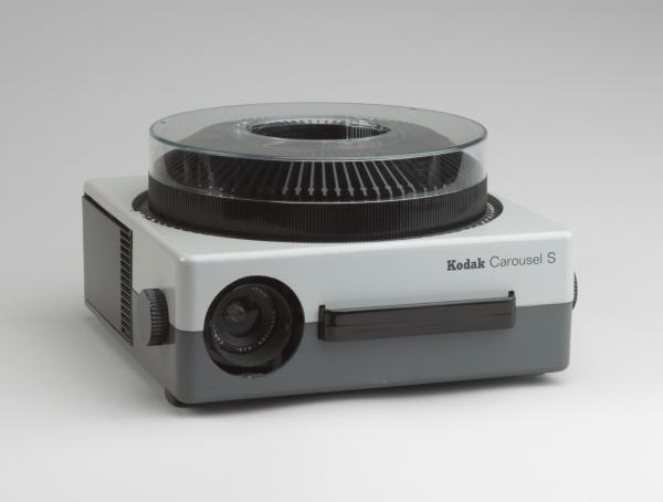 Carousel-S Slide Projector 1963 by Hans Gugelot, Reinhold Häcker