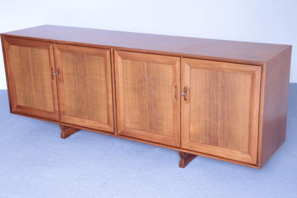 Mid-Century Walnut Sideboard Attributed to Franco Albini
