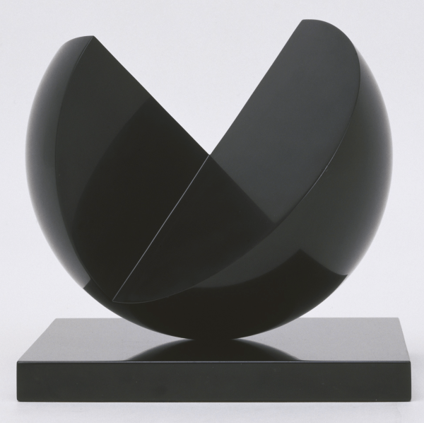 Max Bill Half-Sphere around Two Axes 1966
