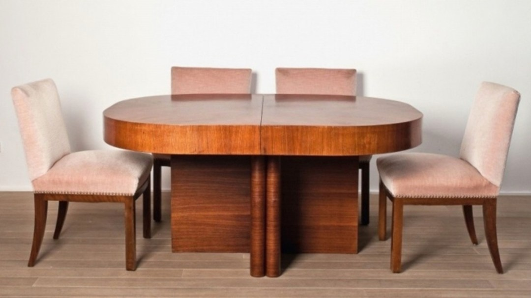 Table & chair by Paul Bruno featured image