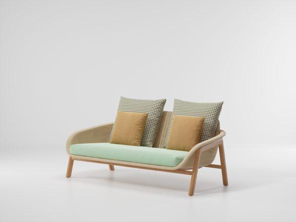 Vimini 2-place sofa by Patricia Urquiola