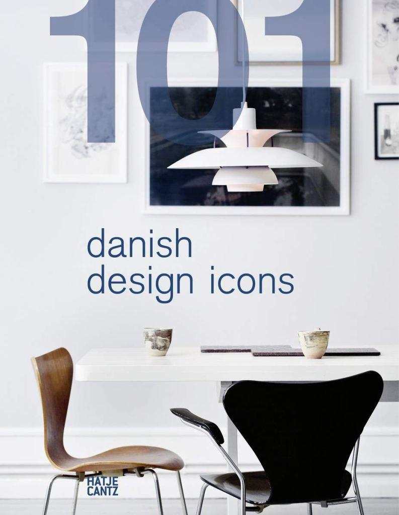 101 Danish Design Icons - cover art