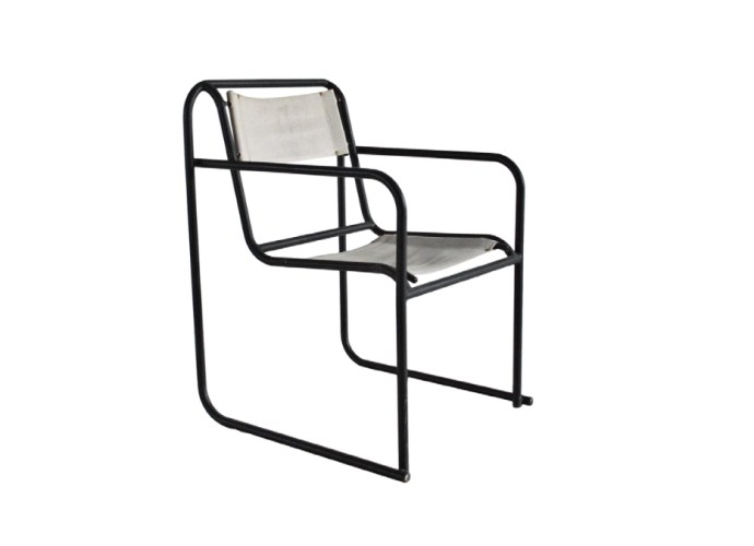 Bruno Pollack stacking chair