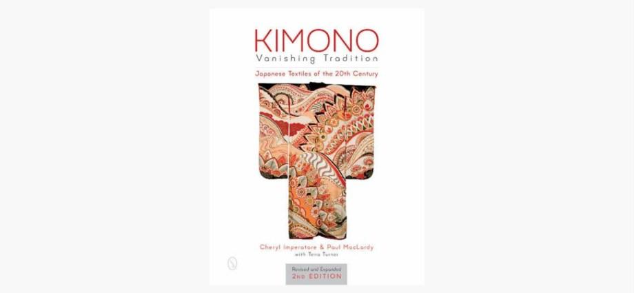 Kimono, Vanishing Tradition
