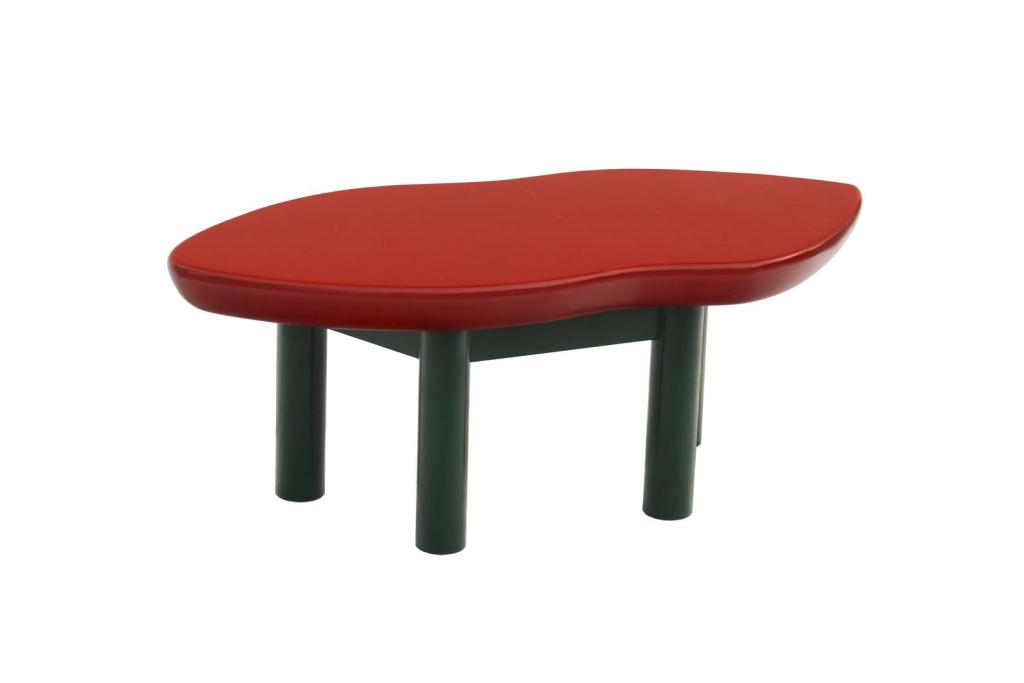 Joan Crawford Lips Coffee Table by Jay Spectre -top front view