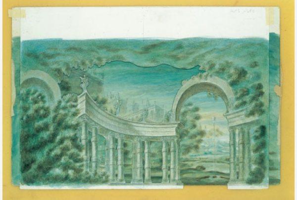 Oliver Messel theatre designs