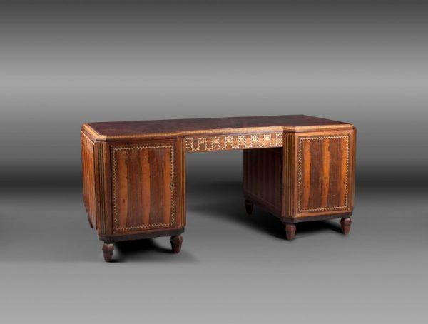 Art Deco desk by Paul Follot