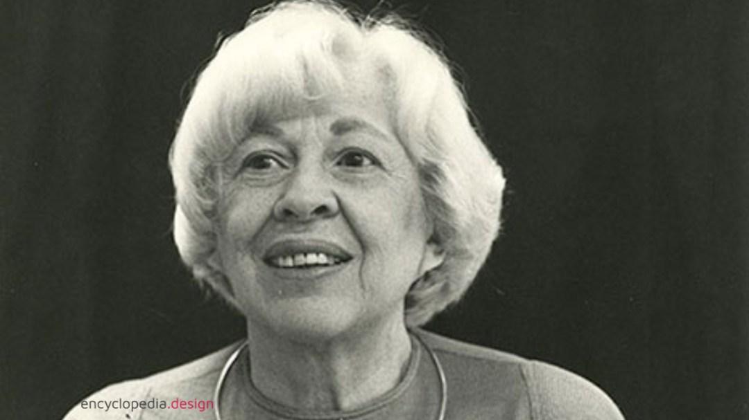 Alma Eikerman black and white