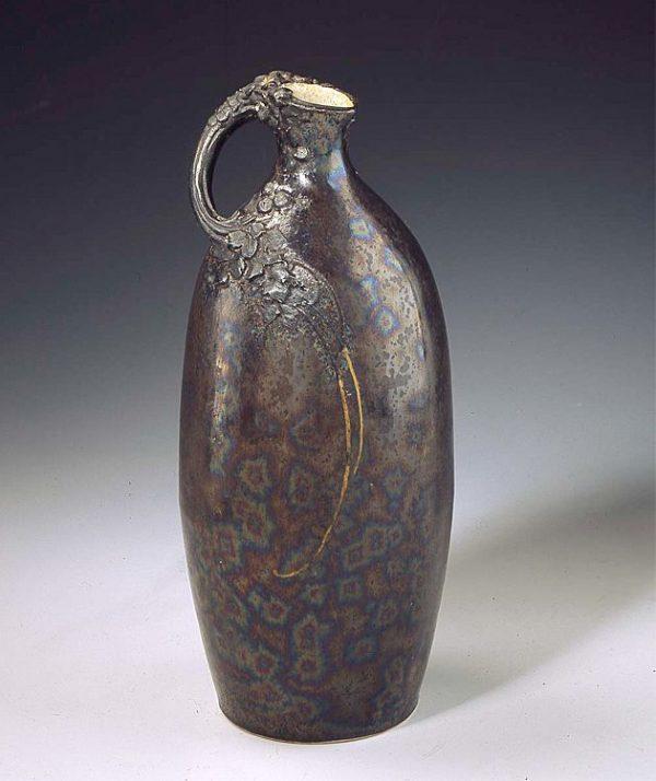 Emile Diffloth - vase circa 1900