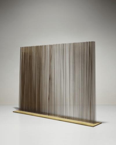 """Harry Bertoia - """"Sonambient"""" sounding sculpture, 1970"""